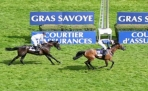 Grand steeple-chase de Paris 2013, l'incroyable pari de Mid Dancer