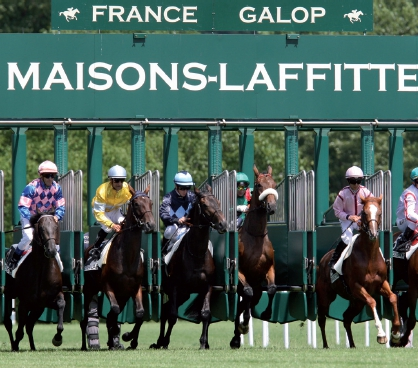 Photo Hippodrome de Maisons-Laffitte