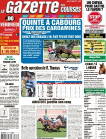 Photo La Gazette des Courses
