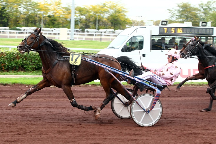 Grand National du Trot GNT 2013 - partants pronostics resultats calendrier classement